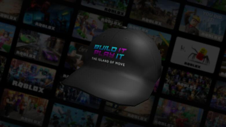 Roblox Hustle Hat head accessory