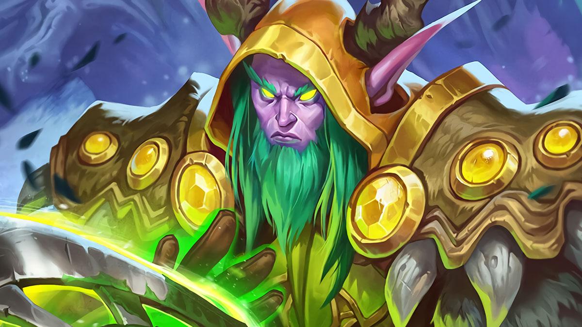 Hearthstone Druid Decks Stormwind Meta!