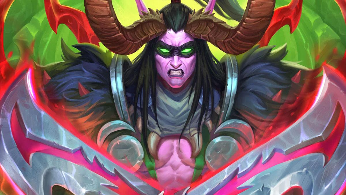 Best Demon Hunter Decks Stormwind Expansion!