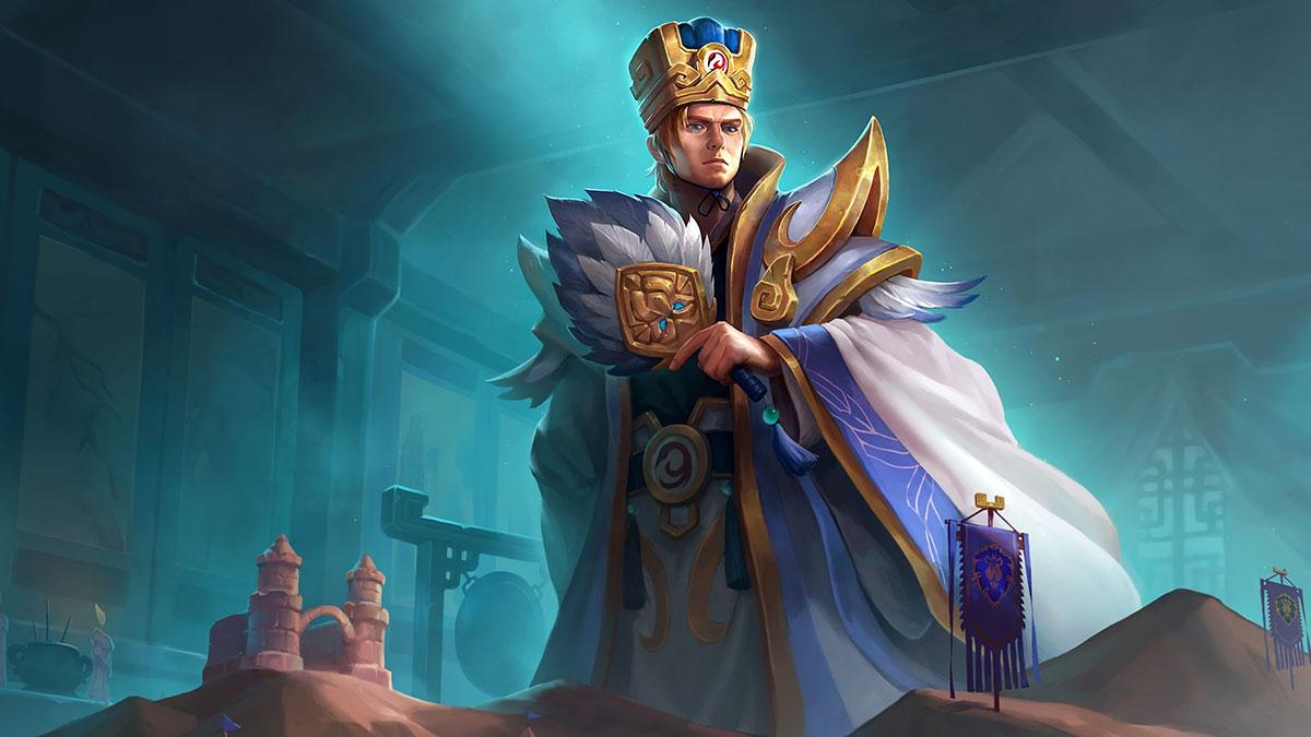 Hearthstone Priest Decks Stormwind Meta!