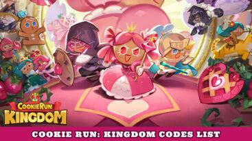 Cookie Run Kingdom Codes – How-to Redeem!