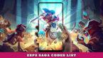 EZPZ Saga Codes