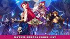 Mythic Heroes Gift Codes – Free Diamonds & Scrolls!