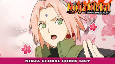 Ninja Global Codes – Team Lion