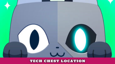 Where is the Big Tech AFK Chest in Pet Simulator X?