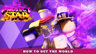 How to get The World in Project Star