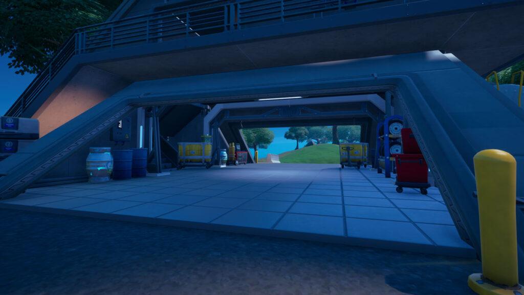 Fortnite Base Domino first floor