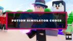 Potion Simulator Codes – Rewards Update 4!