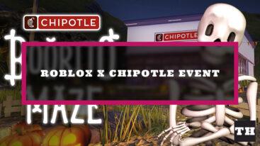 Roblox Chipotle Event – Release Date, Countdown, Free Burrito!