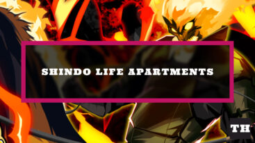 How to go to your apartment in Shindo Life