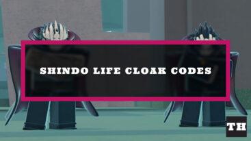 Shindo Life Cloak Codes – Cape IDs!