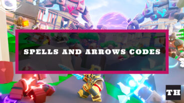Spells and Arrows Codes