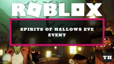 Roblox Spirits of Hallows Eve Event – Leaks & Release Date
