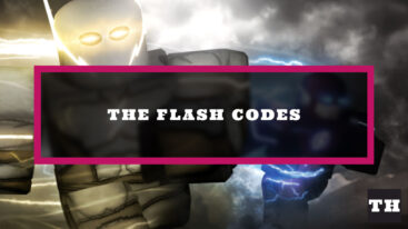 Roblox The Flash Codes – Fall Update!