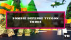 Zombie Defense Tycoon Codes – New Map Update!